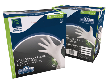 Premier Prestige Soft Vinyl Powder Free Gloves