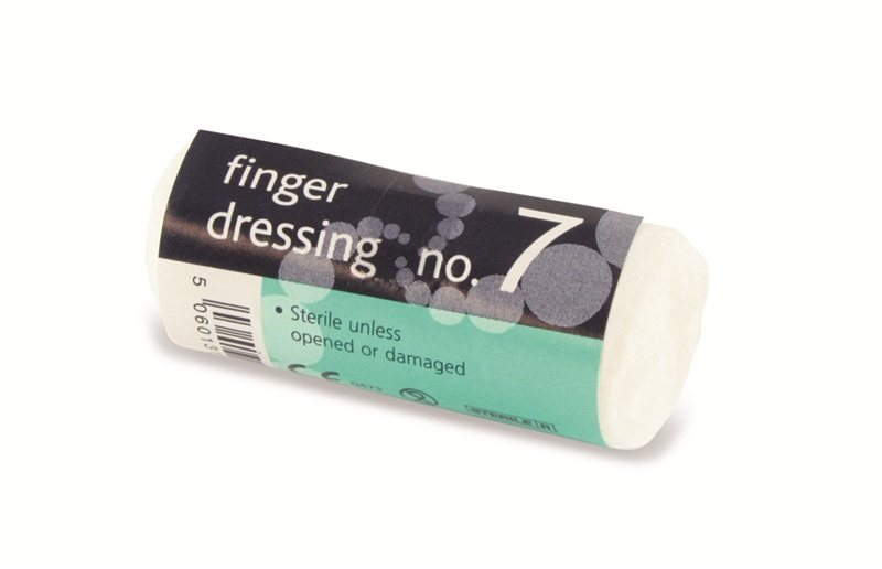 Sterile Finger Dressing