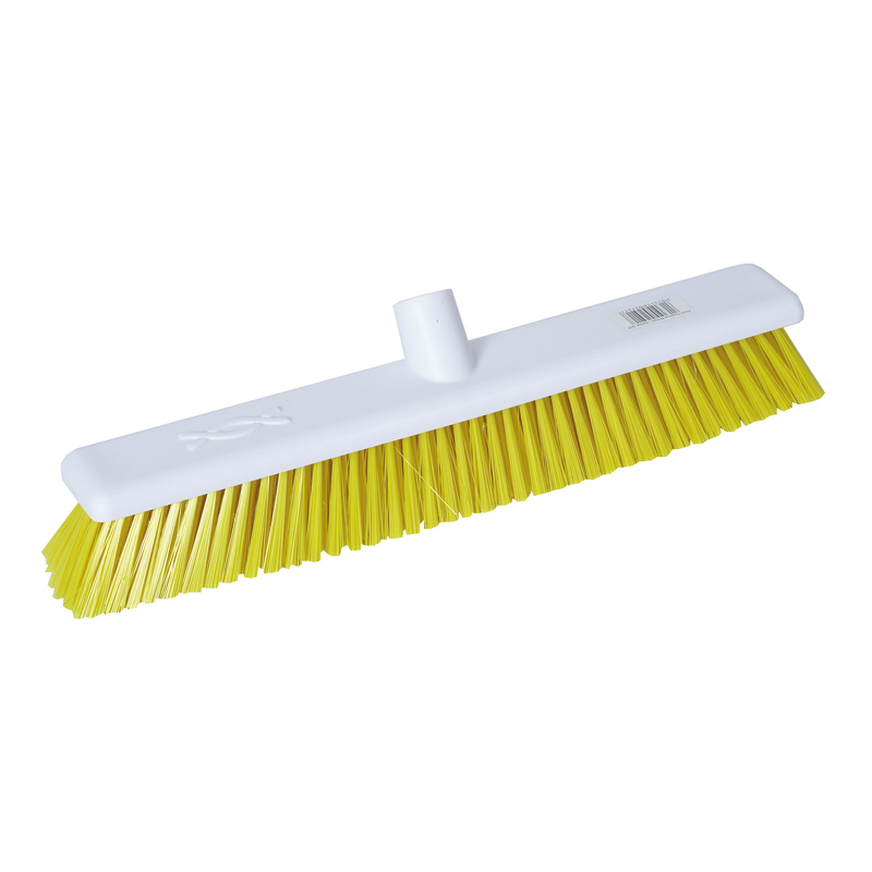 Washable Stiff Broom Head - 18inch