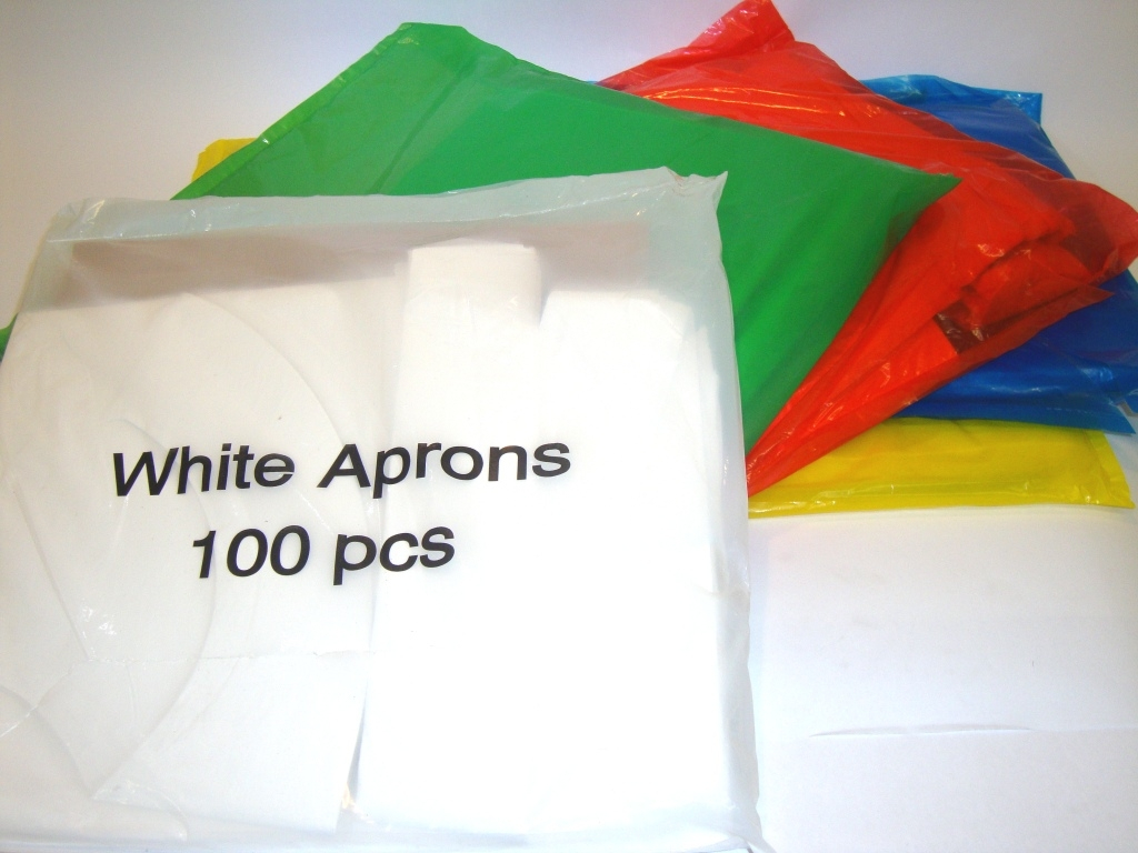 Disposable Aprons Pack