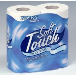 Nicky Soft Touch Toilet Tissue