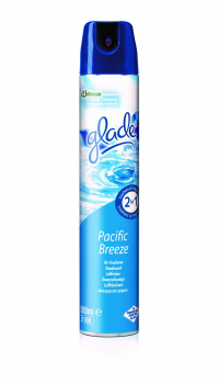Glade Aerosol Air Freshener - Pacific Breeze