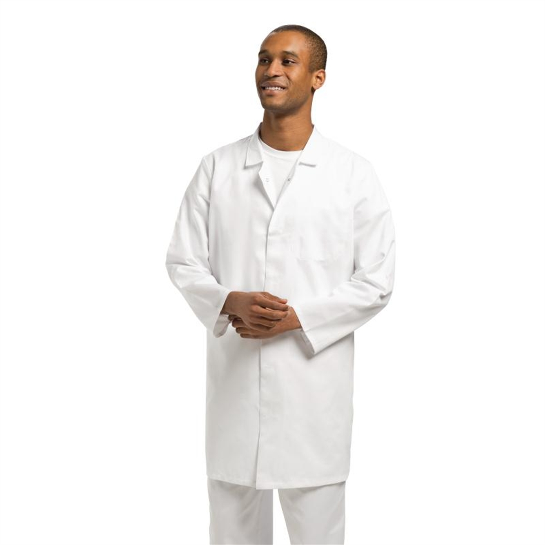 Mens Hygiene Coat L