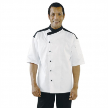 Chef Works Unisex Metz Chefs Jacket XL