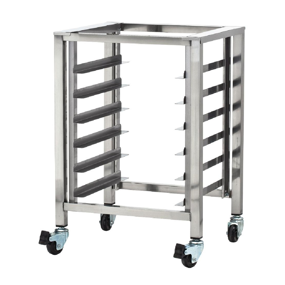 TurboFan Stainless Steel Stand with Castors for DL443 DL445 SK23
