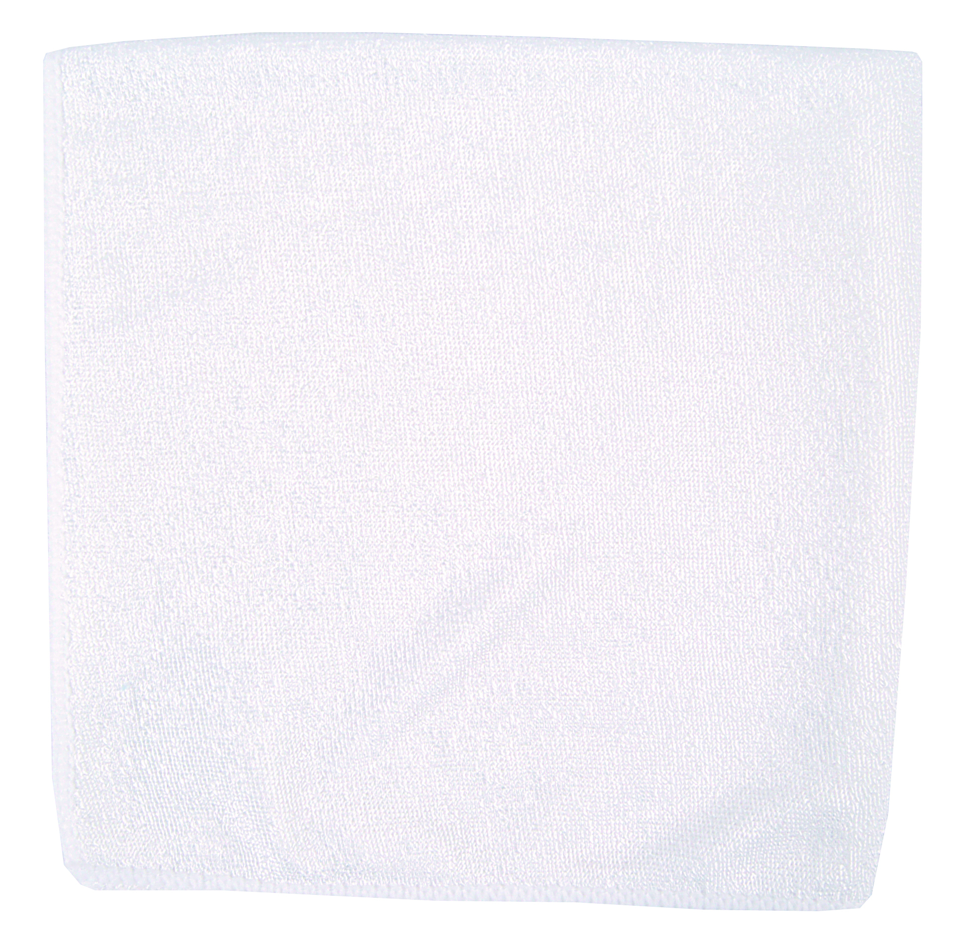 Single Micro Fibre Washable Cloth - White