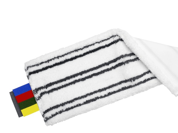 UltraSpeed Microlite Mop Pad with Colour coded Strips