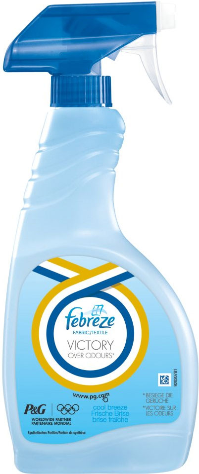 Febreze Classic Fabric Refresher -  8 x 500ml