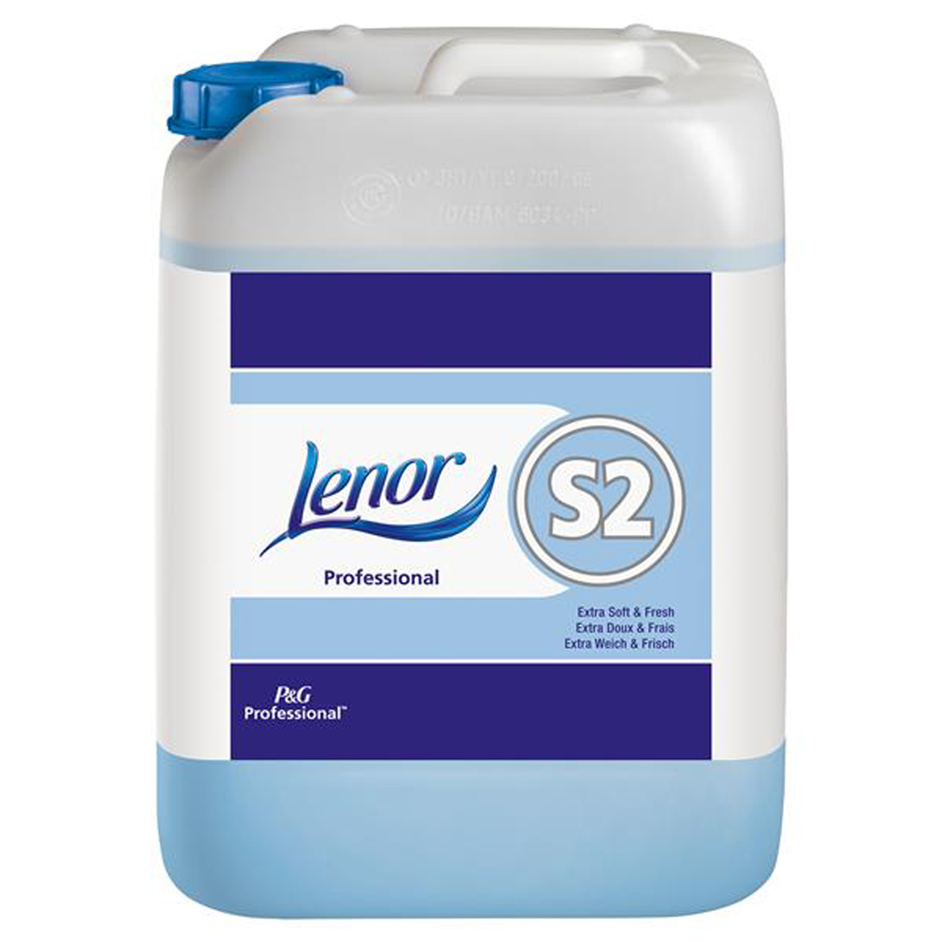 Lenor Concentrate Fabric Softner 10L