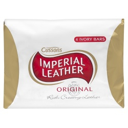 Imperial Leather Soap Bars - 3 x 100gm
