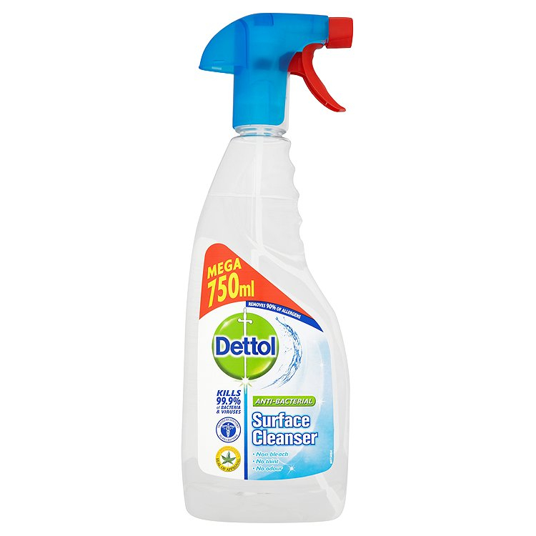 Dettol Antibac Surface Cleaner r 6 x 750ml