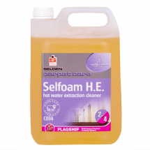 Selfoam H.E. Hot Water Extraction Cleaner - 1 x 5L