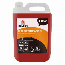 SELDEN HD CLEANER DEGREASER 5 LITRE