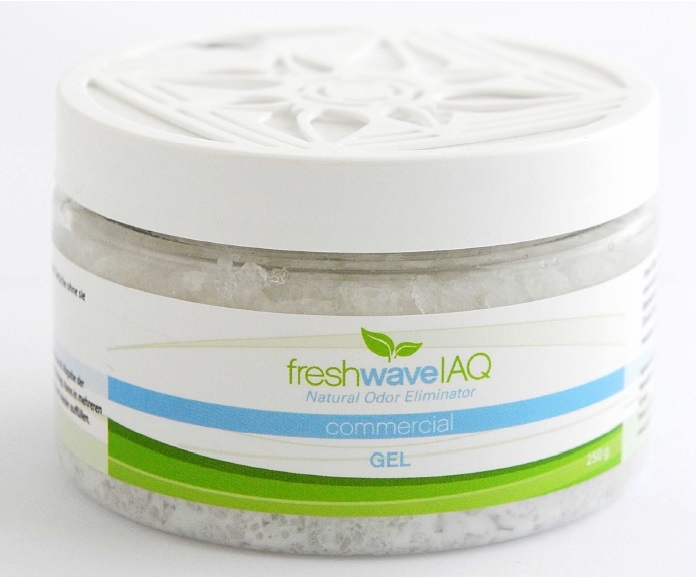 500g Salvesan Fresh Wave Odour r Neutralising Gel Pot