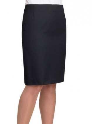Ladies Black Sigma Skirt