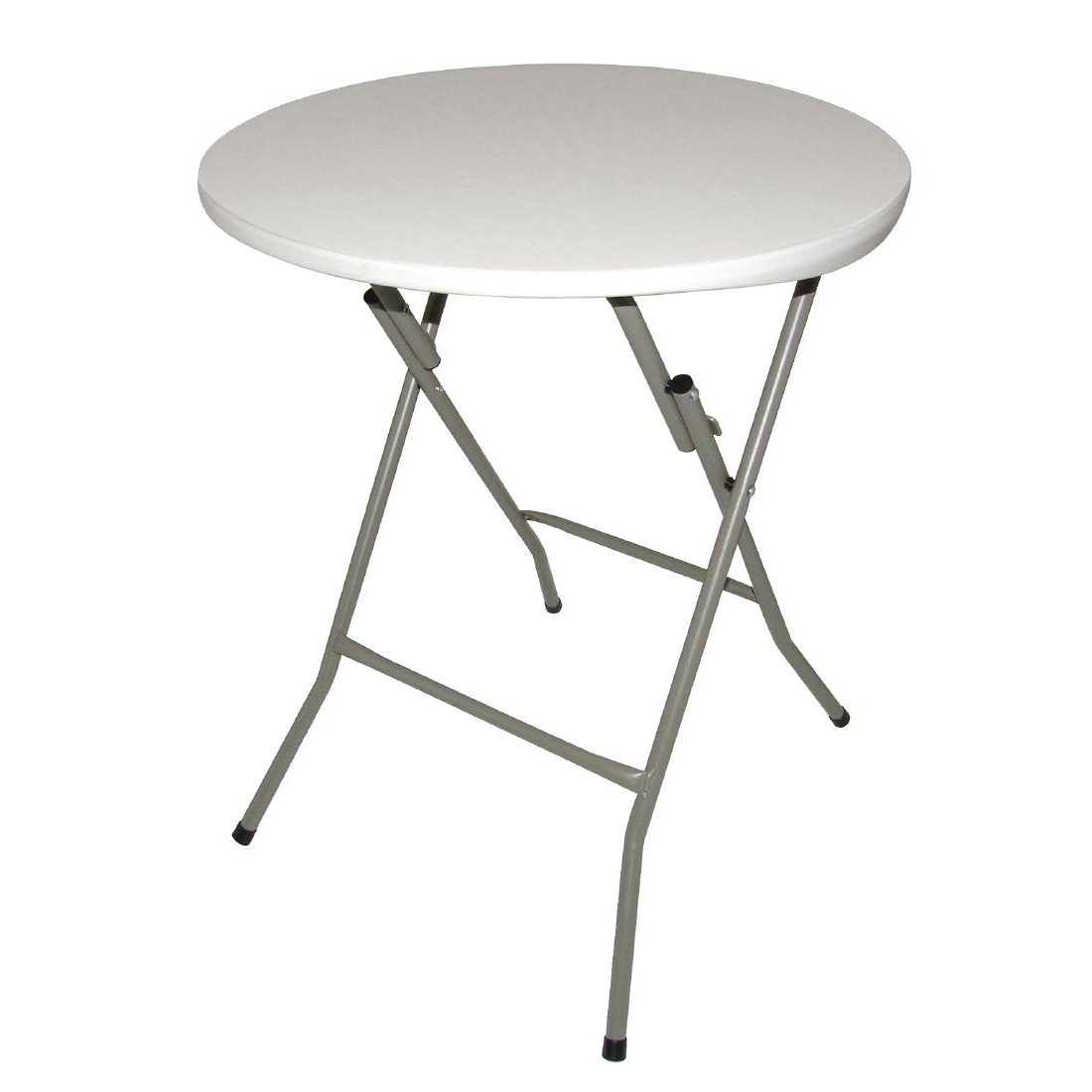 Bolero Foldaway Round Table 600mm