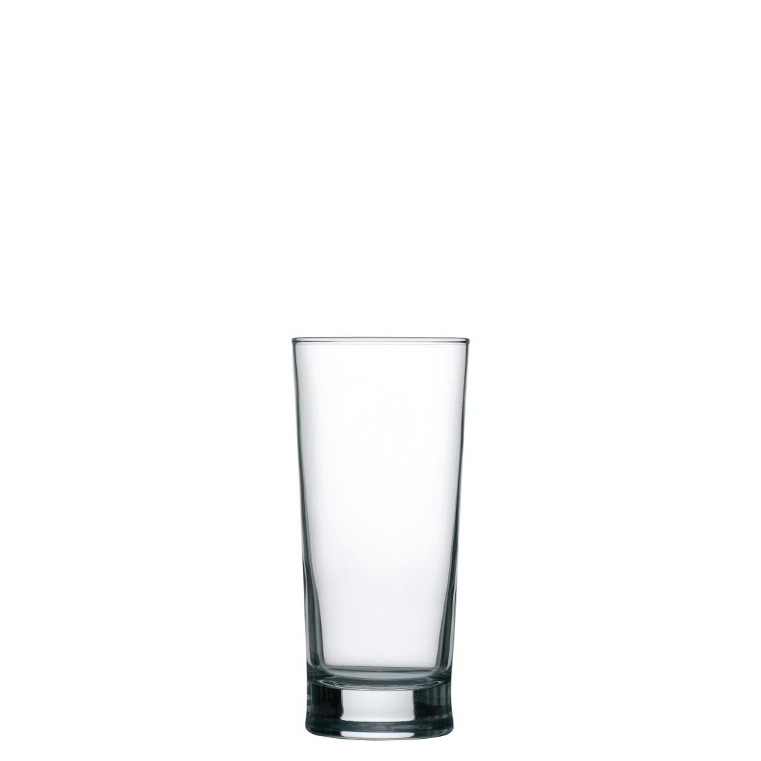 Senator Nucleated Conical Beer Glasses 280ml CE Marked