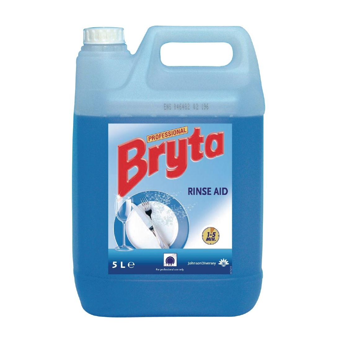 Bryta Rinse Aid 5 Litre (Pack of 2)