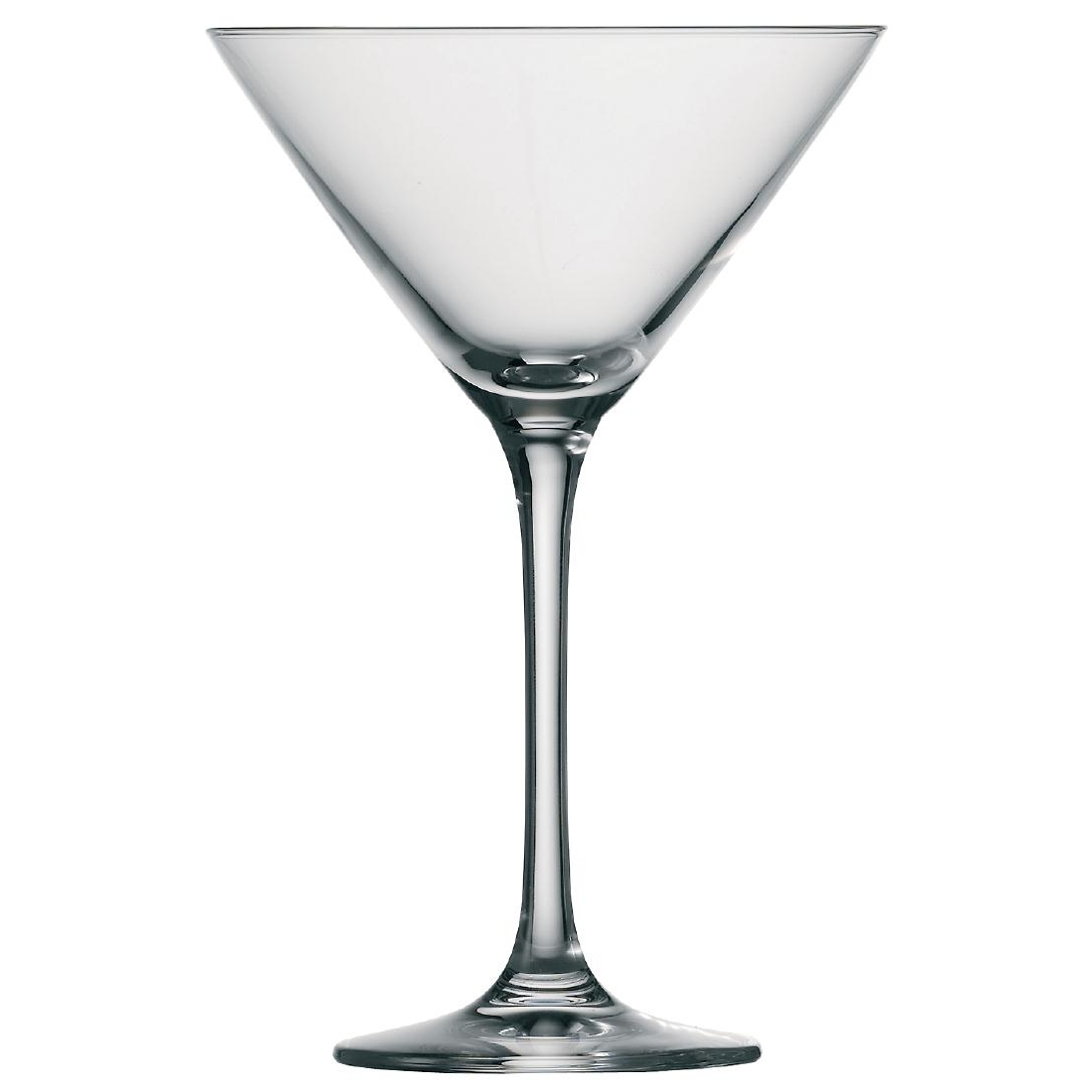 Schott Zwiesel Classico Crystal Martini Glasses 270ml