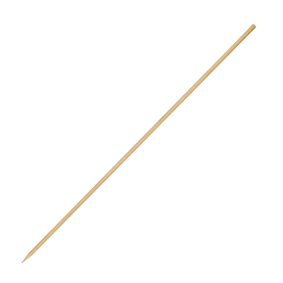 Disposable Wooden Skewers 7 Inch Pack of 200