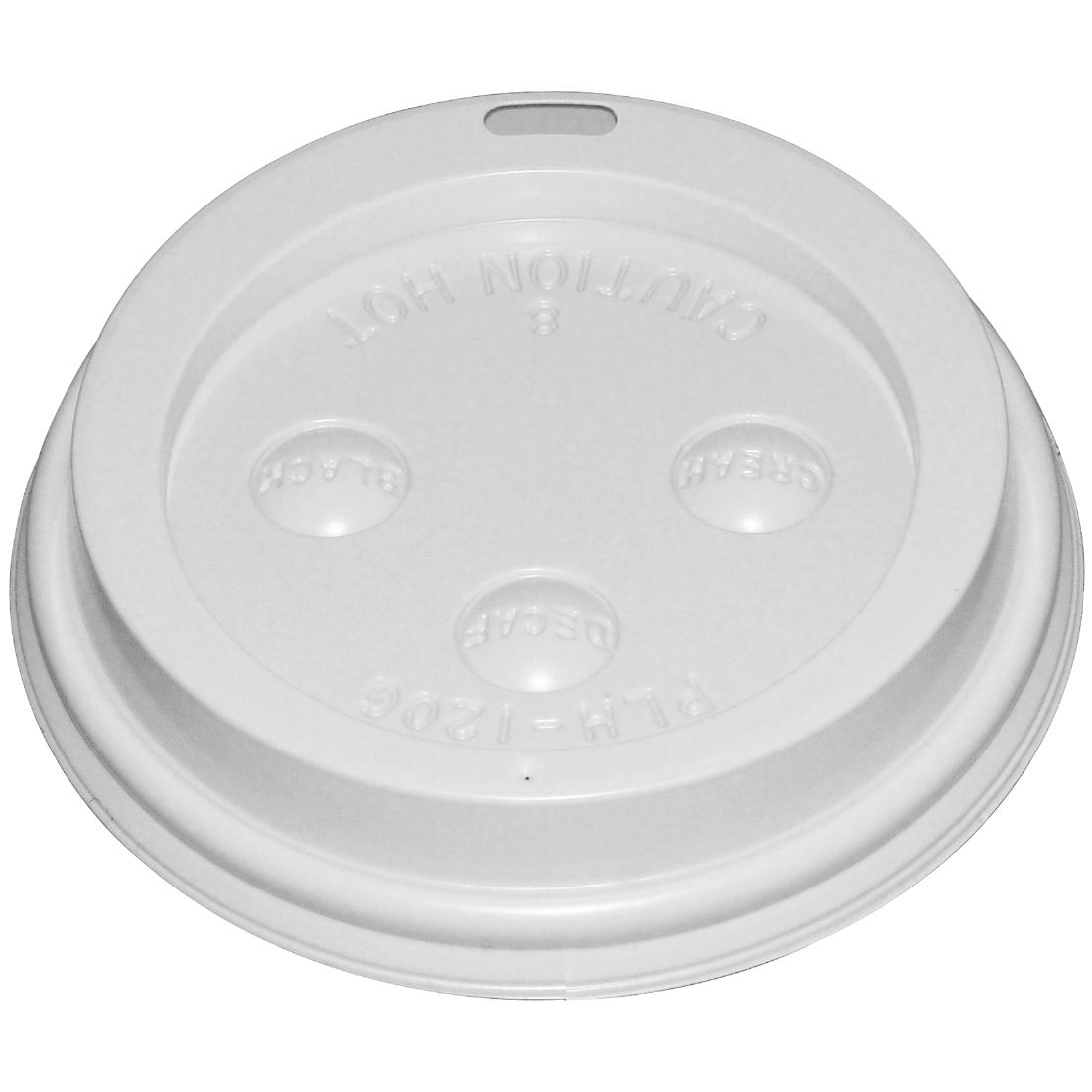 Fiesta Lid For 340ml and 450ml Disposable Hot Cups x1000