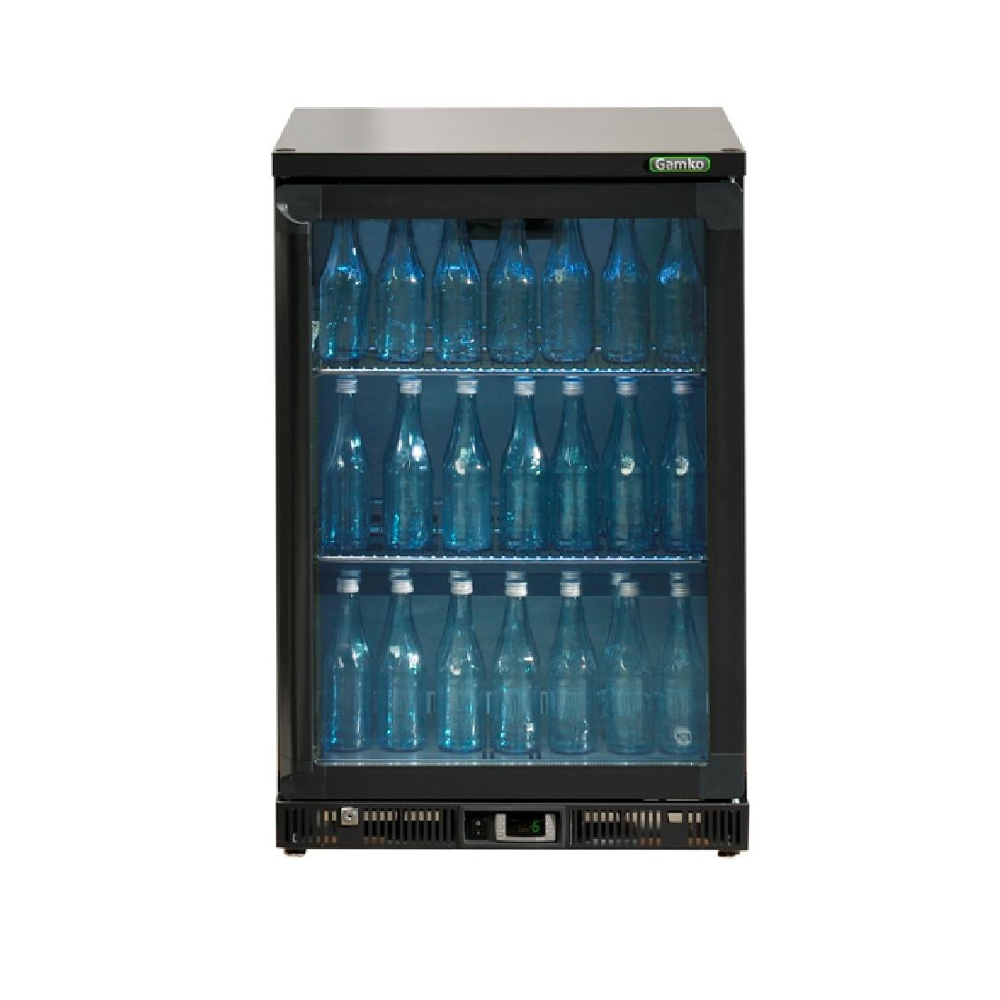 Gamko Single Door Back Bar Cooler