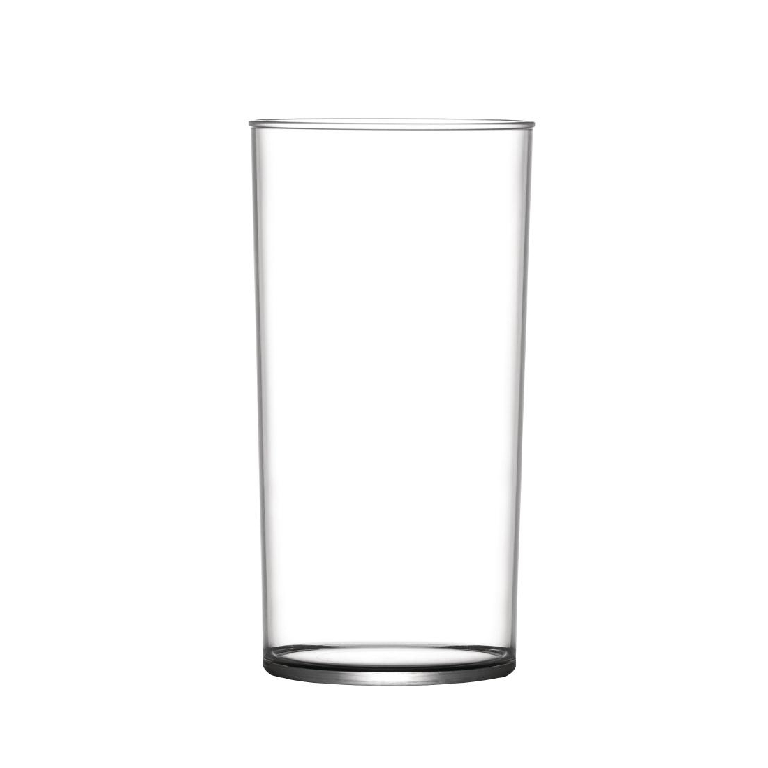 BBP Polycarbonate Hi Ball Glasses 285ml CE Marked