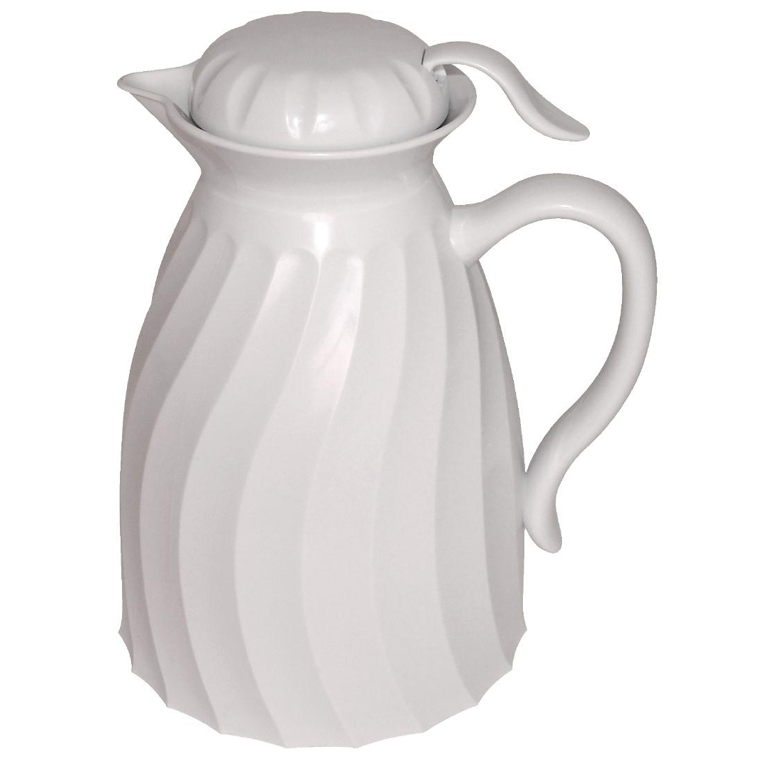 Kinox Connoisserve Insulated Jug 600ml White