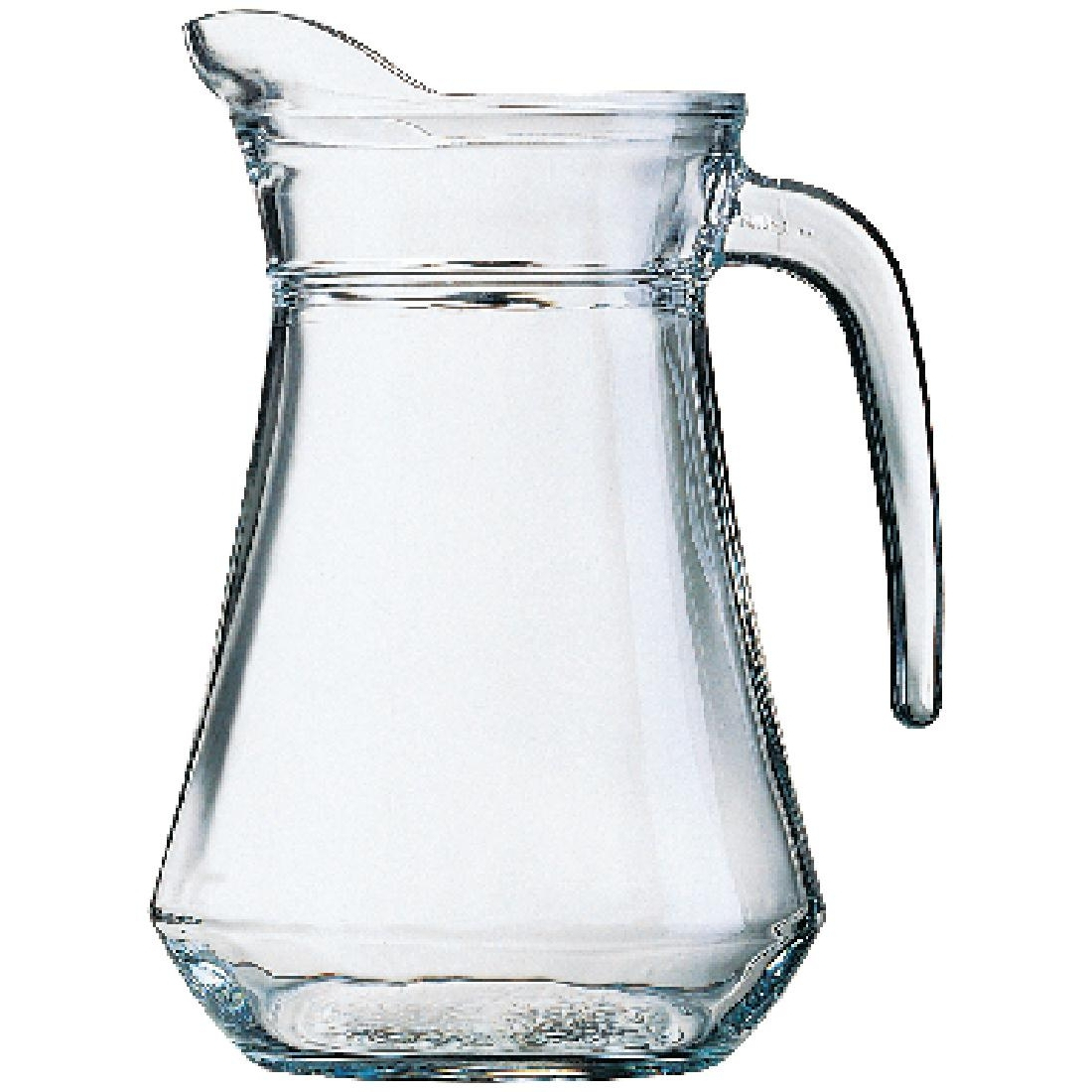 Arcoroc Glass Jugs 1.3Ltr