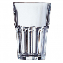 Arcoroc Granity Hi Ball Glasses 290ml CE Marked Qty 48