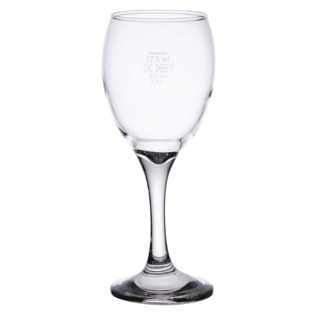 Arcoroc Seattle Wine Glasses 240ml