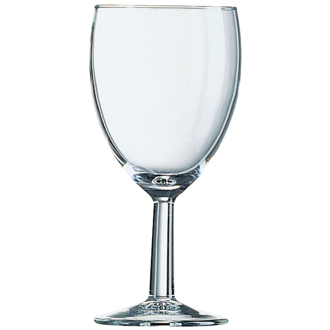 Arcoroc Savoie Wine Glasses 190ml CE Marked at 125ml