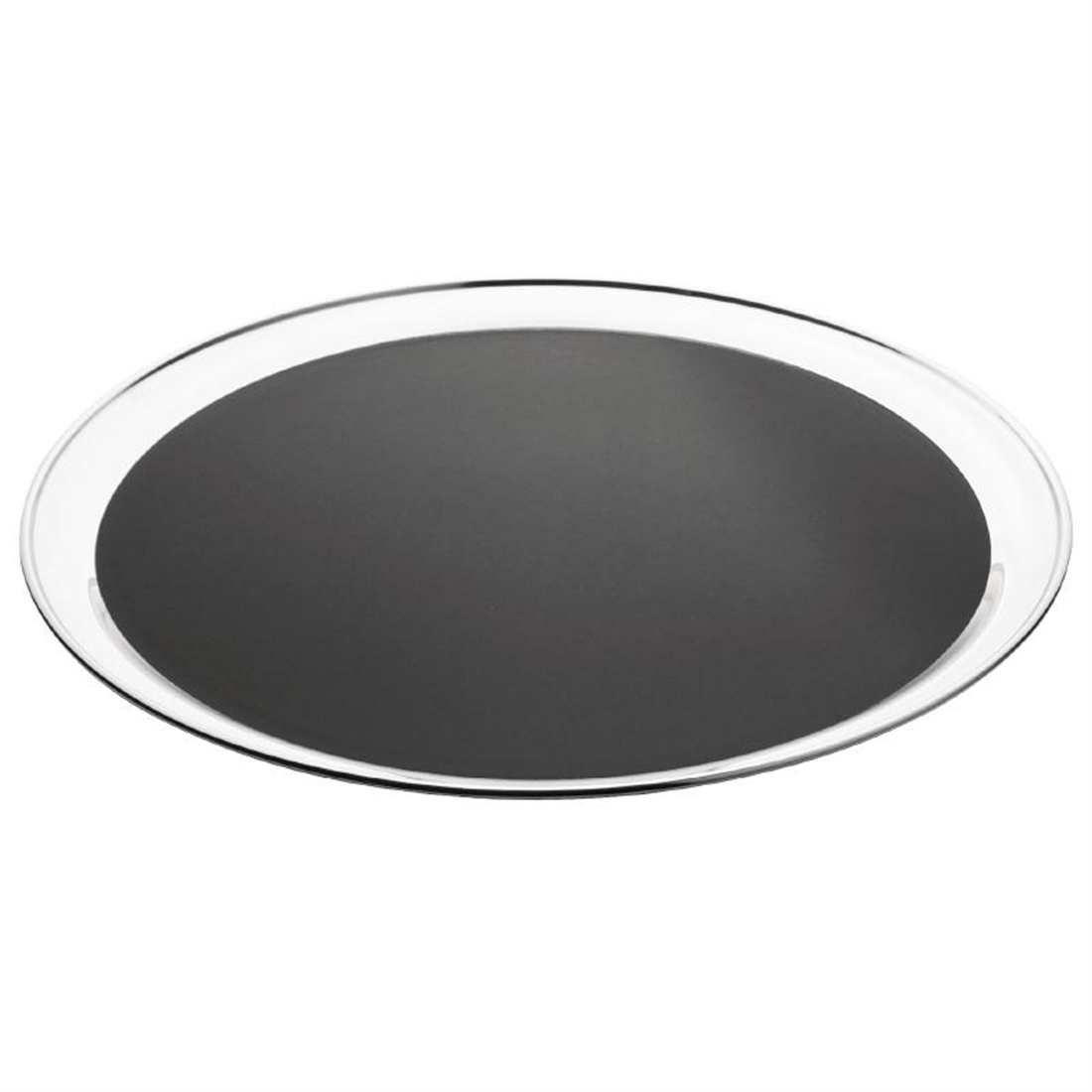 Olympia Non Slip Bar Tray Round 14 in