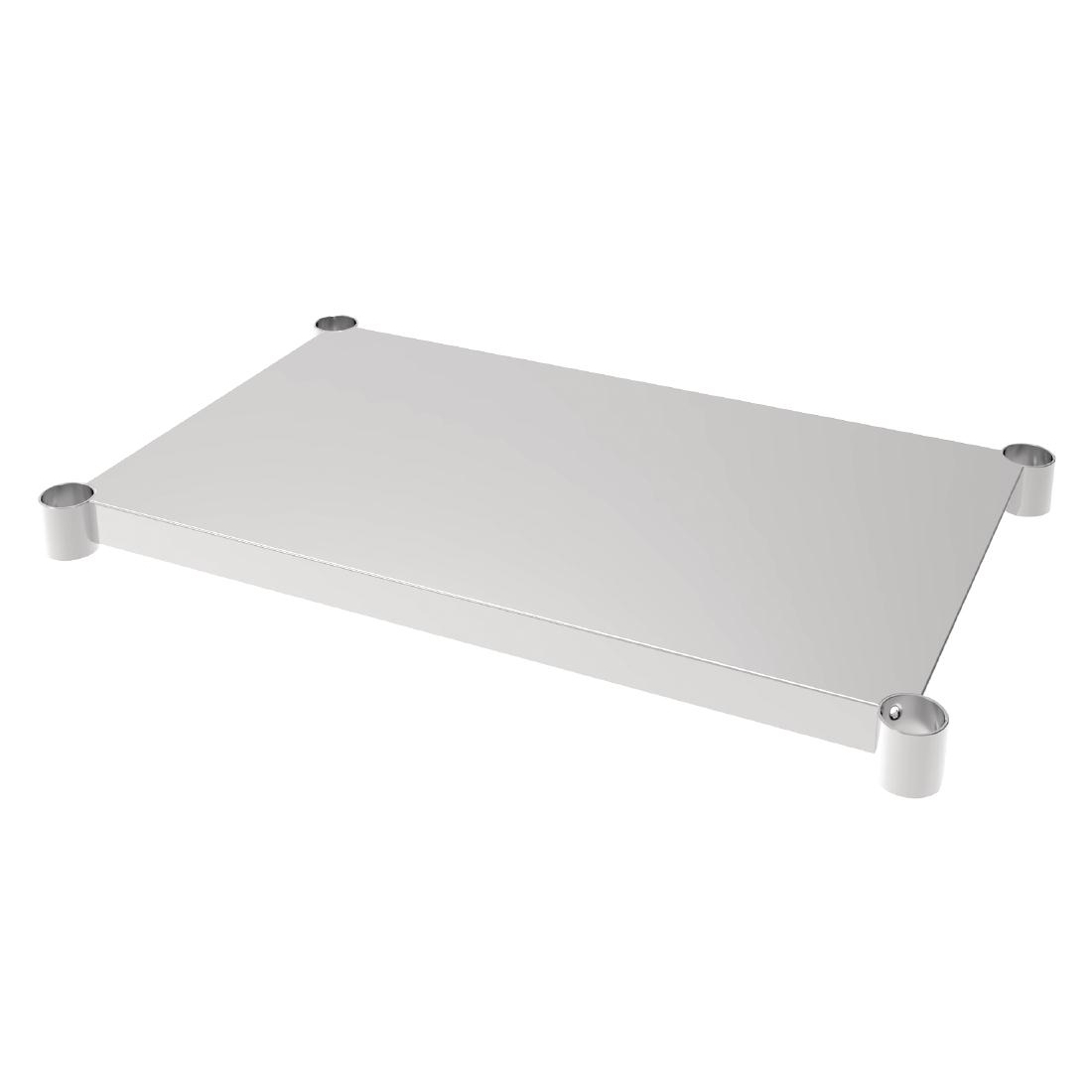 Vogue Stainless Steel Table Shelf 600x900mm