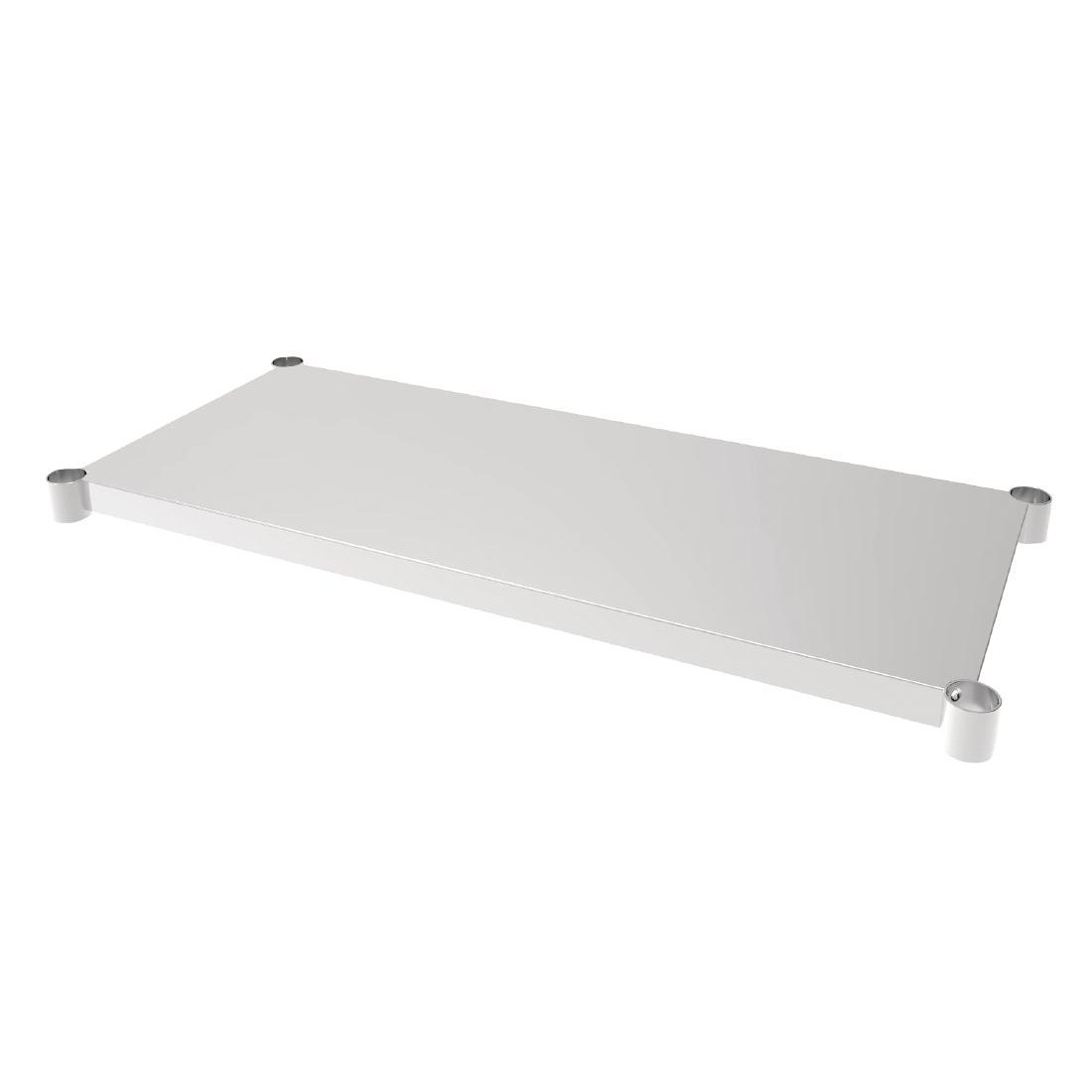 Vogue Stainless Steel Table Shelf 600x1200mm