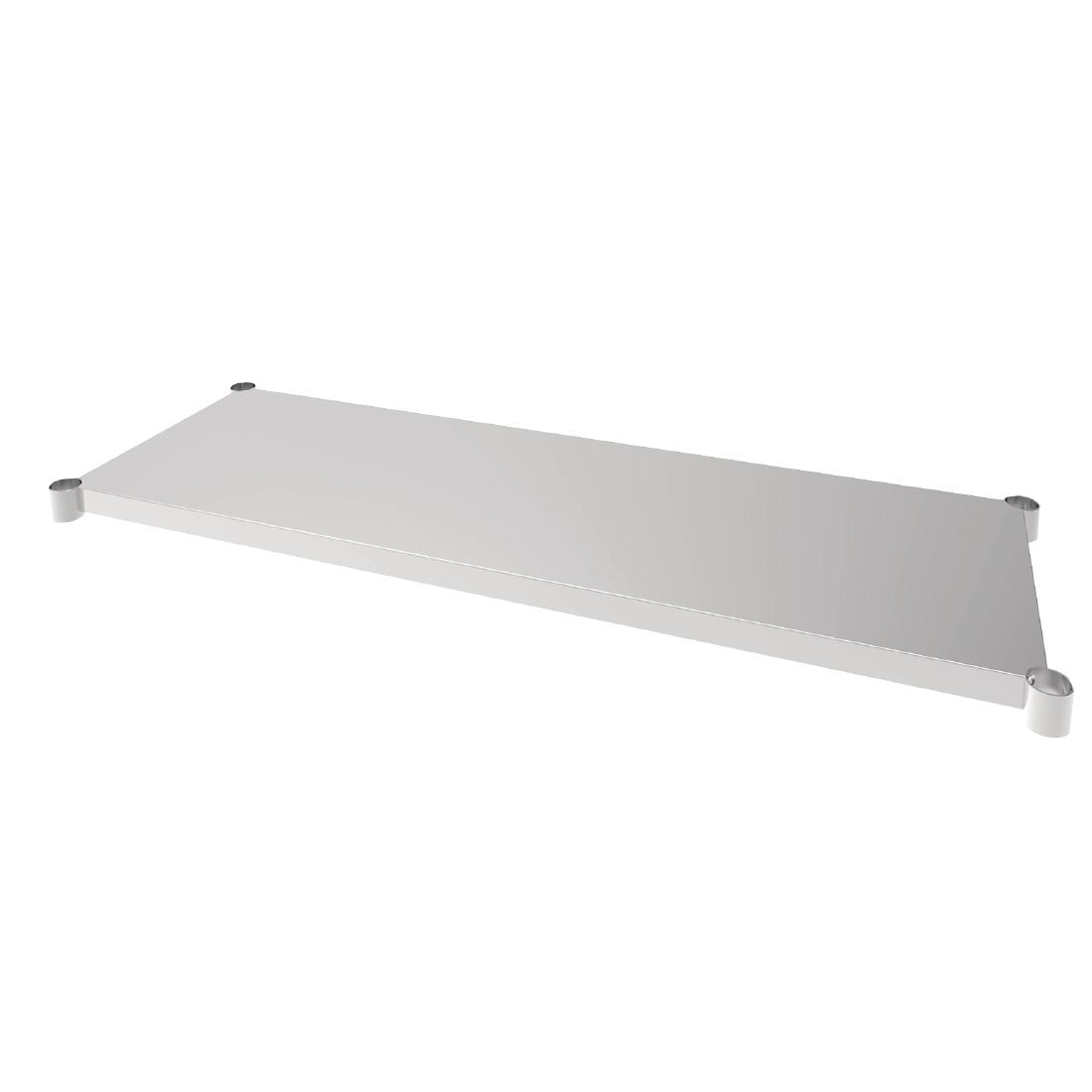 Vogue Stainless Steel Table Shelf 600x1500mm
