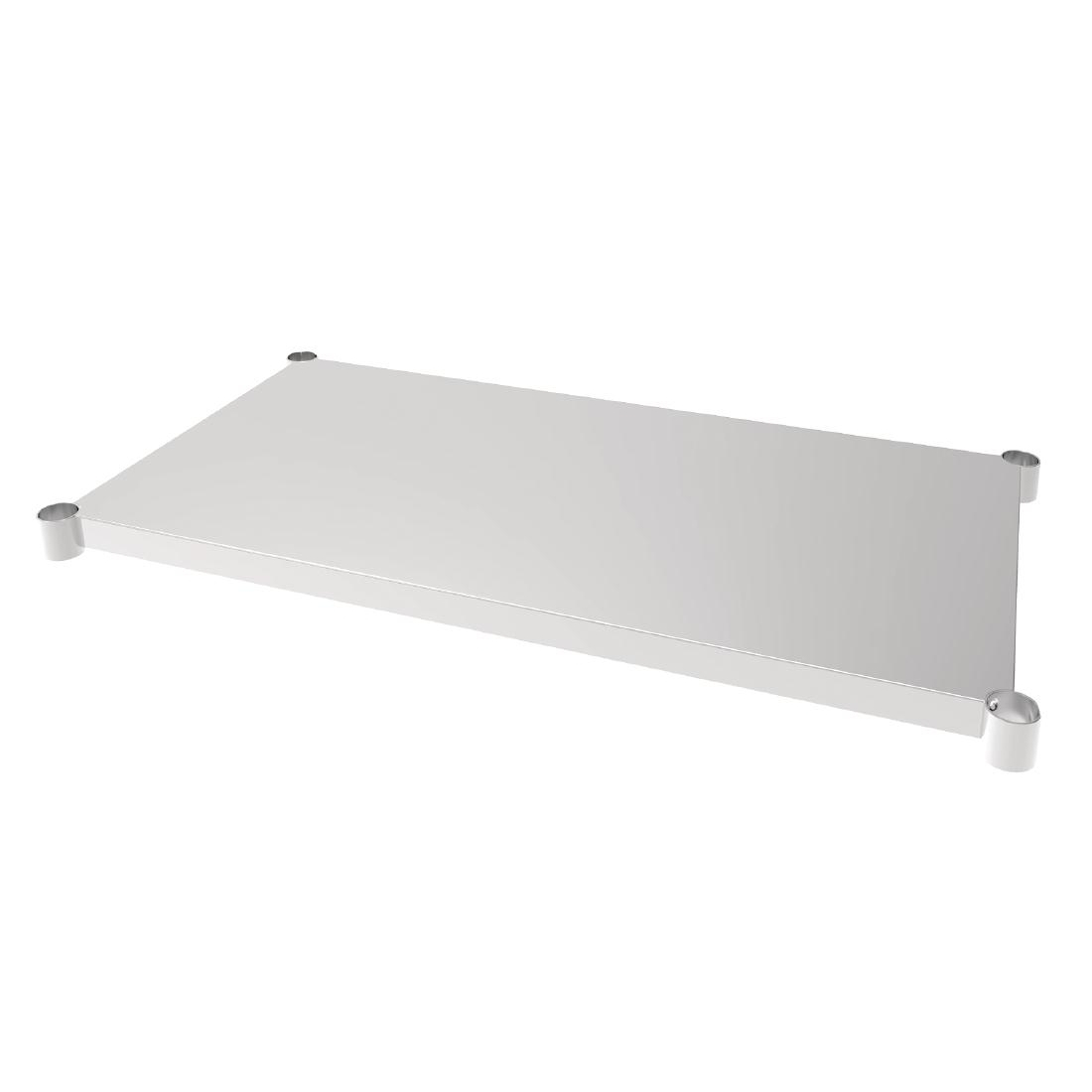 Vogue Stainless Steel Table Shelf 700x1200mm