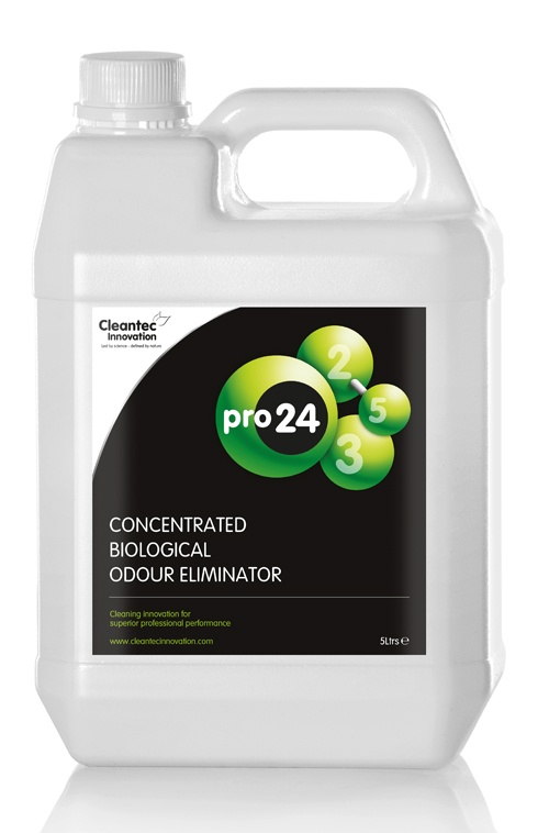 PRO 24 Biological Odour Eliminator 2 x 5 Ltr