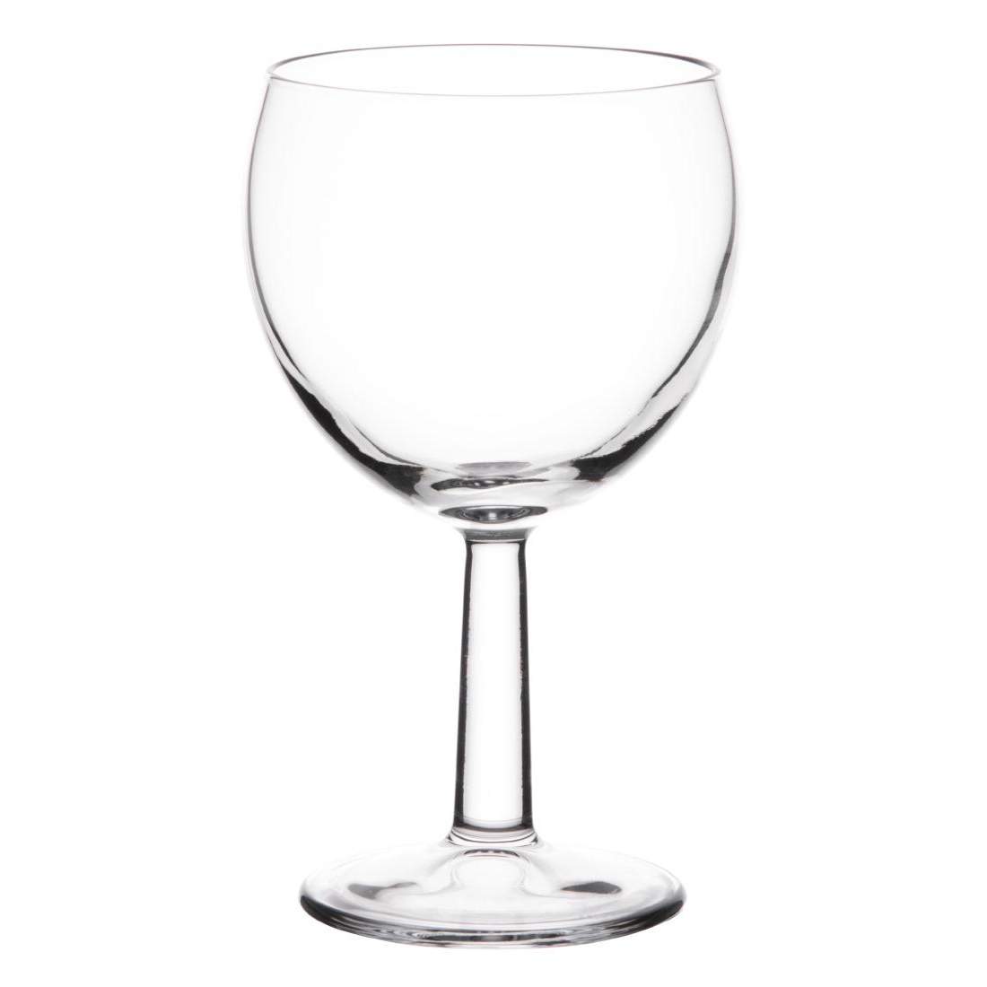 Ballon Wine Goblets 190ml CE Marked at 125ml