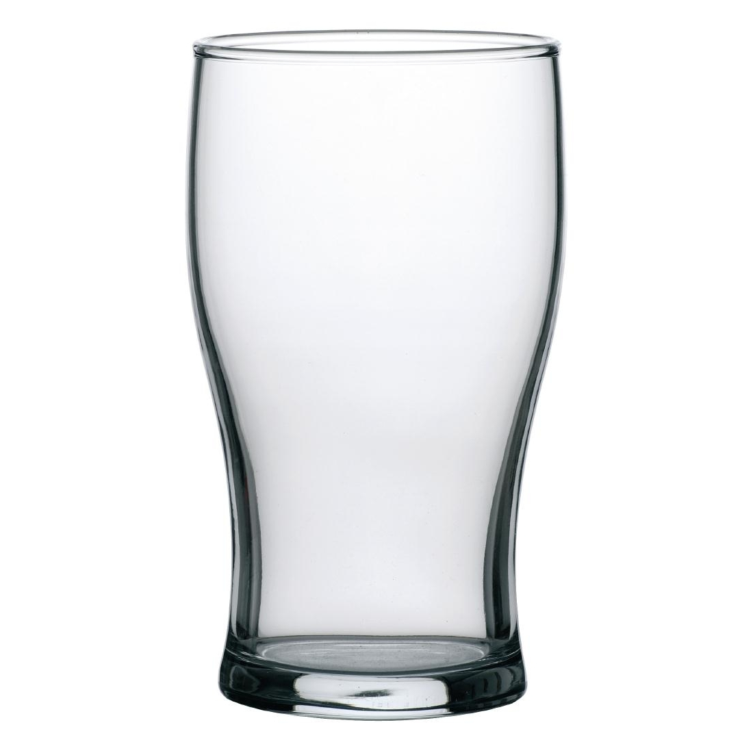 Arcoroc Tulip Beer Glasses 285ml CE Marked