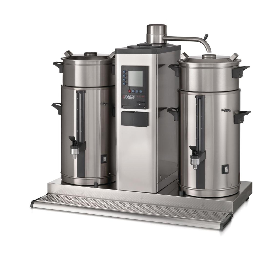 Bravilor B20 Bulk Coffee Brewer with 2x20Ltr Coffee Urns 3 Phase