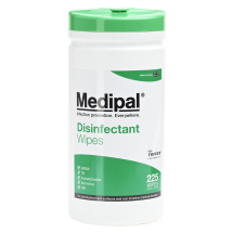 Medipal Disinfectant Wipes - Tub - 10 x 225 wipes