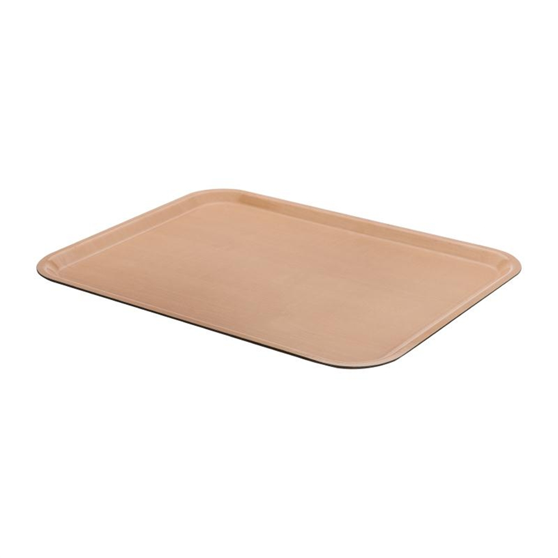 Cambro Mykonos Food Tray Birch 430mm