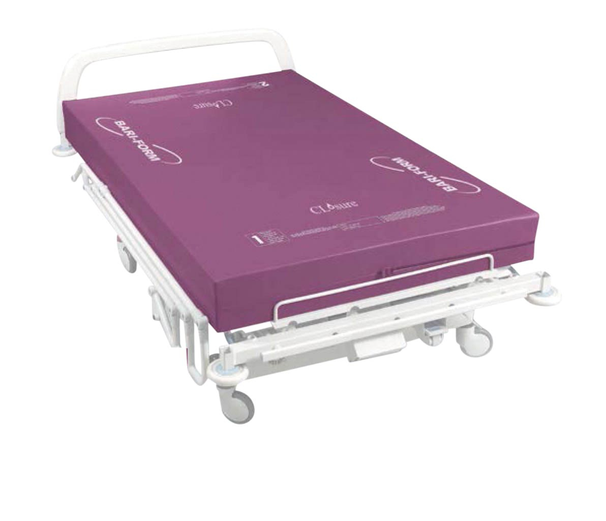 Bariatic Foam Mattress - High Risk - 3ft 11inches