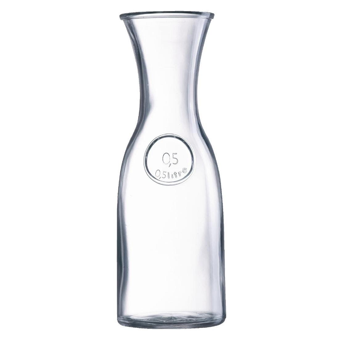 Arcoroc Bystro Carafes 0.5Ltr