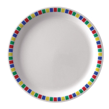 Kristallon Fairground Melamine Side Plates 160mm