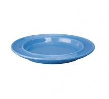 Heritage Raised Rim Blue Plate 10inch - Box of 4