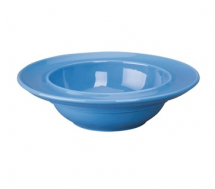 Heritage Rasied Rim Blue Bowl 205mm - Box of 4