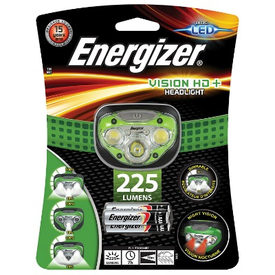 Energizer Adv Head Torch 7 LED