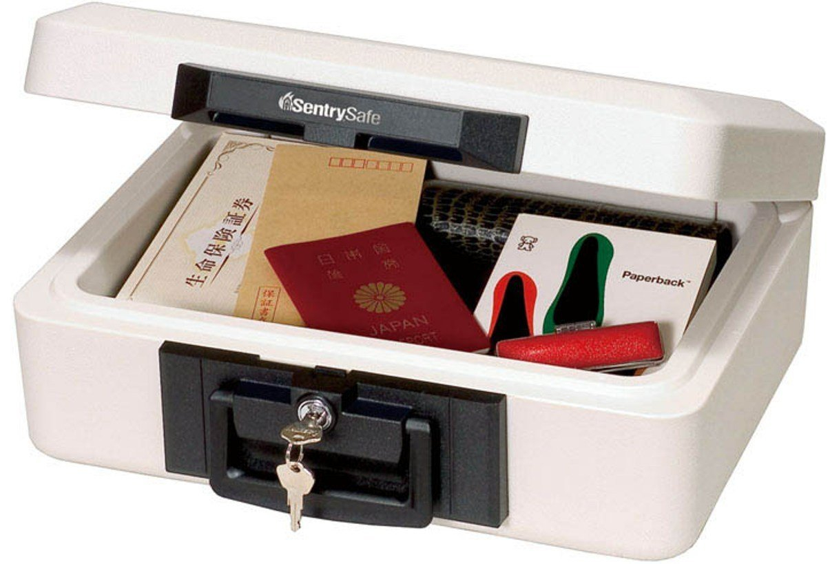 Sentry 1160 Fire Safe A4 Document Chest